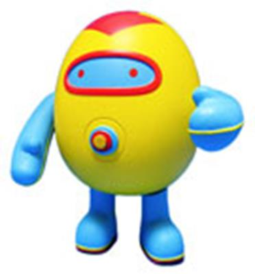 Kid Robot Blind Boxes Acid Sweeties Egg Patrol Icon Thumb