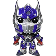 Funko Pop! Movies Optimus Prime (Metallic)