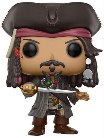 Funko Pop! Disney Jack Sparrow