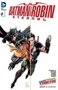 DC Comics Batman & Robin Eternal (2015 - 2016) Batman & Robin Eternal (2015) #1A