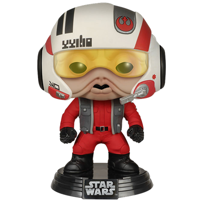 Funko Pop! Star Wars Nien Nunb (X-Wing Pilot)