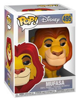 Funko Pop! Disney Mufasa Stock Thumb