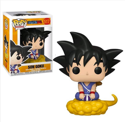 Funko Pop! Animation Goku (Son) Stock