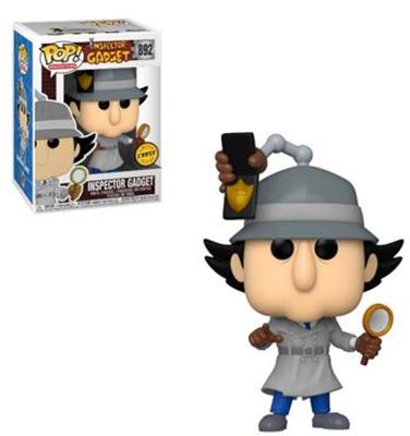 Funko Pop! Animation Inspector Gadget (Chase)