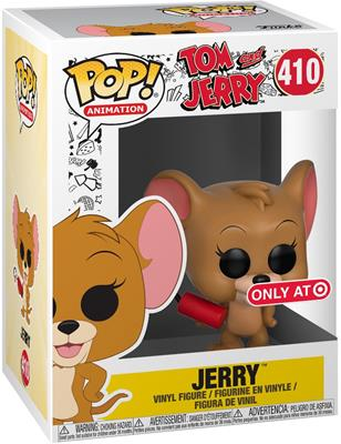 Funko Pop! Animation Jerry (w/ Dynamite) Stock