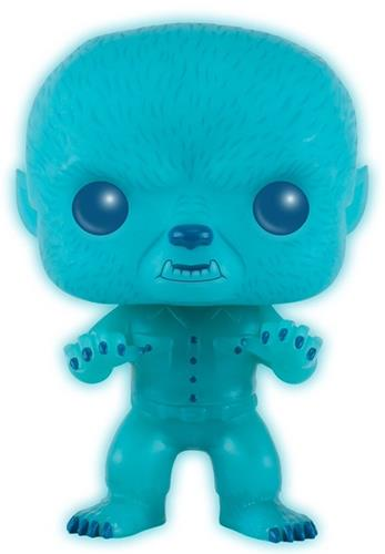 Funko Pop! Movies The Wolf Man (Glow) Icon Thumb