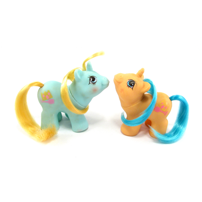 My Little Pony Year 06 Sandcastle and Shovels