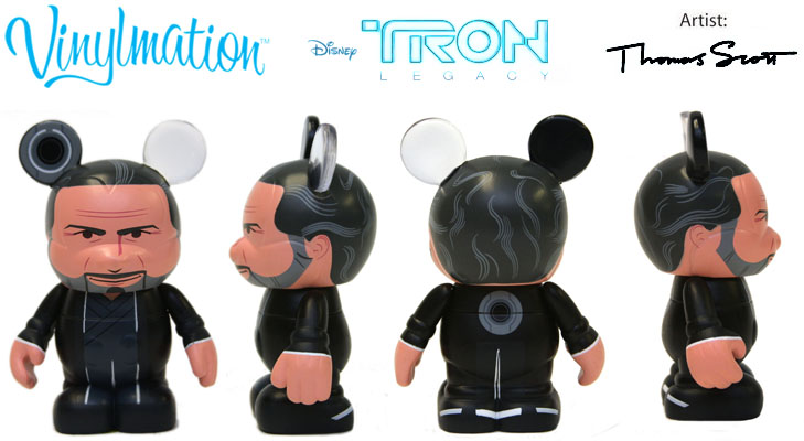 Vinylmation Open And Misc Tron Kevin Flynn