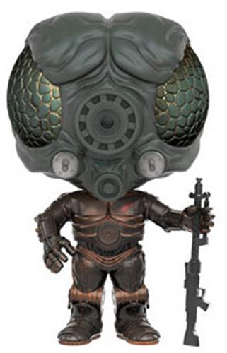 Funko Pop! Star Wars 4-LOM