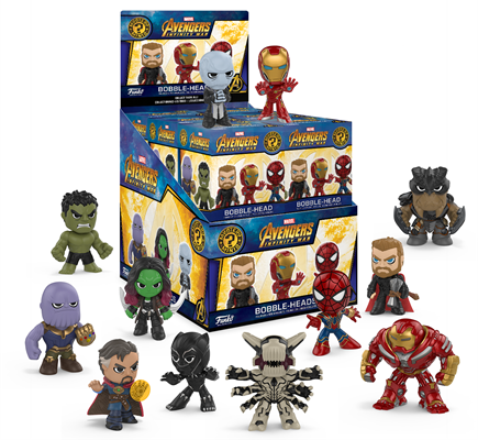 Mystery Minis Avengers: Infinity War Black Panther