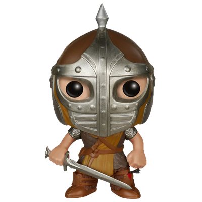 Funko Pop! Games Whiterun Guard