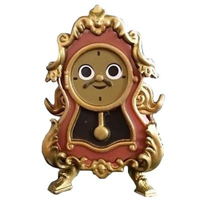 Mystery Minis Beauty and The Beast Cogsworth Icon