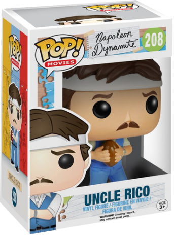 Covetly Funko Pop Movies Uncle Rico 208