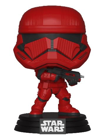 Funko Pop! Star Wars Sith Trooper (red)
