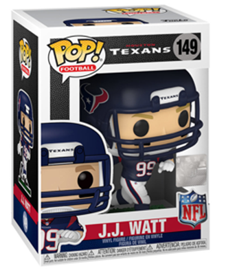 Funko Pop! Football J. J. Watt