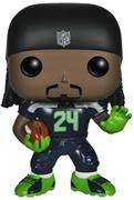 Funko Pop! Football Marshawn Lynch