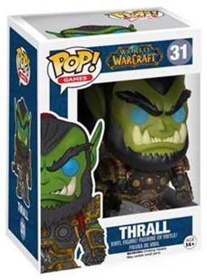 Funko Pop! Games Thrall Stock