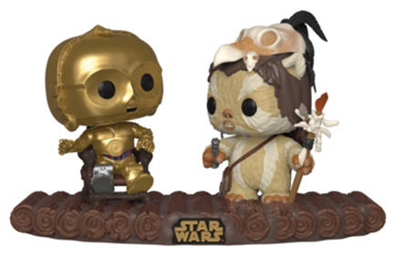 Funko Pop! Star Wars Encounter on Endor Icon