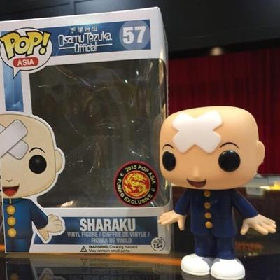 Funko Pop! Asia Sharaku Stock