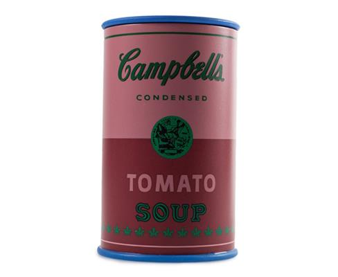 Kid Robot Blind Boxes Andy Warhol Collectible Art Vinyl Red Soup Can
