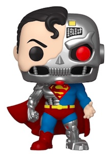 Funko Pop! Heroes Cyborg Superman