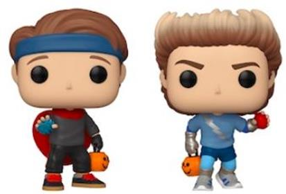 Funko Pop! Marvel Billy and Tommy (Halloween) (2-Pack)