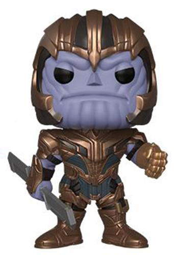 "Funko Pop! Marvel Thanos (10"")"