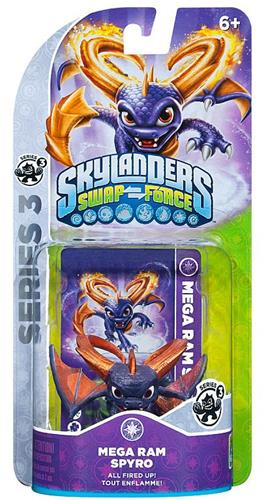 Skylanders Swap Force Mega Ram Spyro Stock
