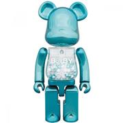 Be@rbrick My First B@by Be@rbrick Turquoise Baby 1000%
