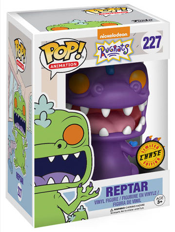 Funko Pop! Animation Reptar (Chase) Stock