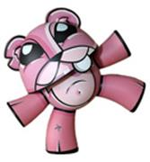 Kid Robot Art Figures Teeter (Pink)