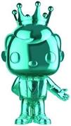 Funko Pop! Freddy Funko Tuxedo Freddy (Chrome-Emerald)