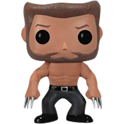 Funko Pop! Marvel Logan (Non-Bobble Head)