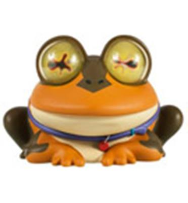 Kid Robot Art Figures Hypnotoad