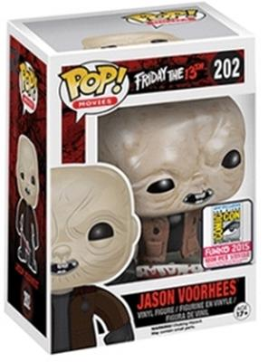 Funko Pop! Movies Jason Voorhees (Unmasked) Stock Thumb