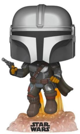Funko Pop! Star Wars The Mandalorian (Glows in the Dark)
