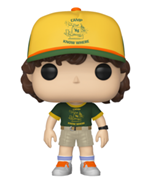 Funko Pop! Television Dustin (Camp Clothes)