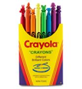 Kid Robot Art Figures Crayola Carvola