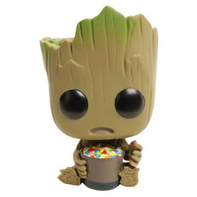 Funko Pop! Marvel Groot (w/ Candy Bowl)