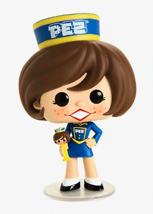 Funko Pop! Ad Icons PEZ Girl