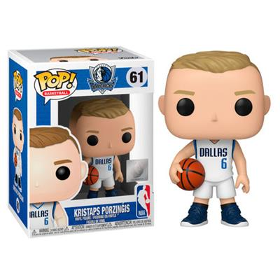 Funko Pop! Sports Kristaps Porzingis Stock