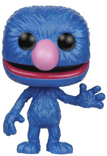 Funko Pop! Sesame Street Grover Icon