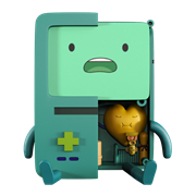 Mighty Jaxx Adventure Time BMO
