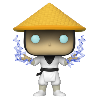 Funko Pop! Games Raiden with lightning