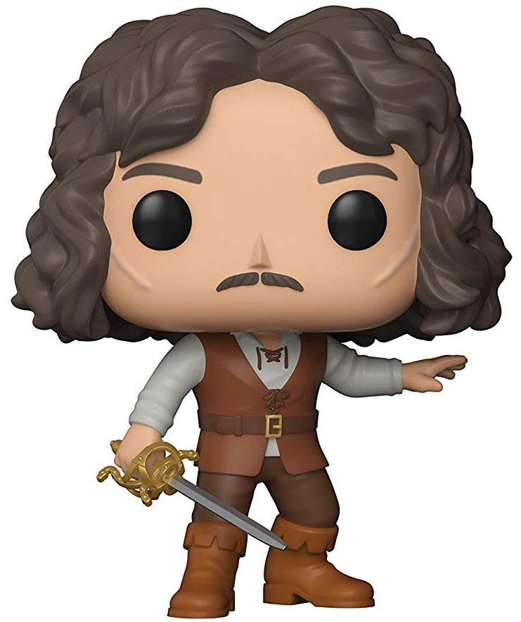 Funko Pop! Movies Inigo Montoya Icon