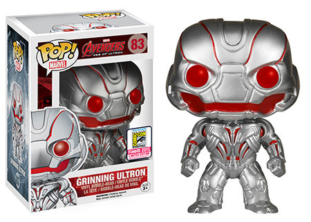 Funko Pop! Marvel Ultron (Grinning) Stock