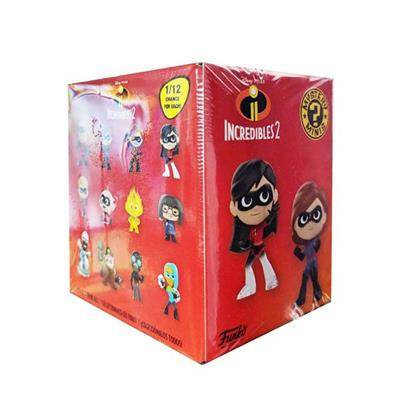Covetly Mystery Minis Incredibles 2 Reflux