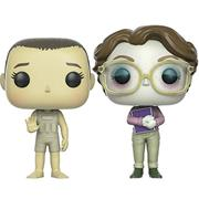 Funko Pop! Television Upside Down Eleven & Barb (2-Pack)