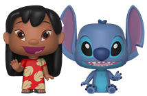 Vynl All Lilo + Stitch