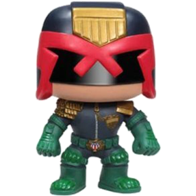 Funko Pop! Heroes Judge Dredd